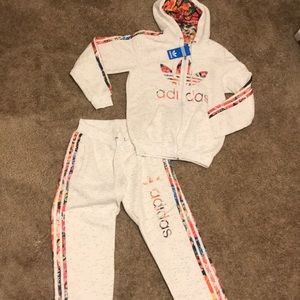 Adidas women Sport suit